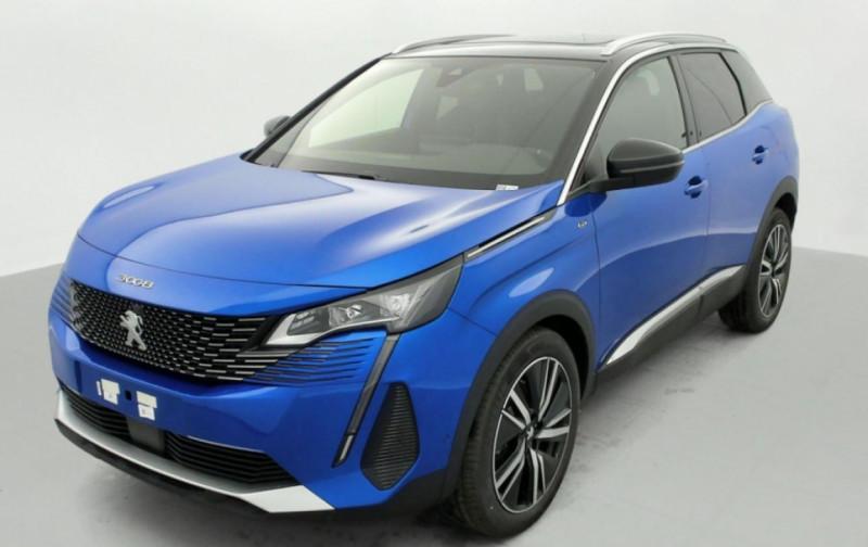 Peugeot 3008 NOUVEAU BlueHDi 130ch EAT8 GT PACK Neuf à vendre