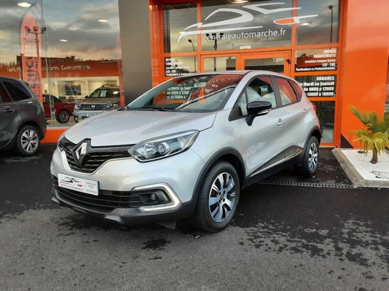 Renault CAPTUR TCe 90 E6C Business Essence  Occasion à vendre