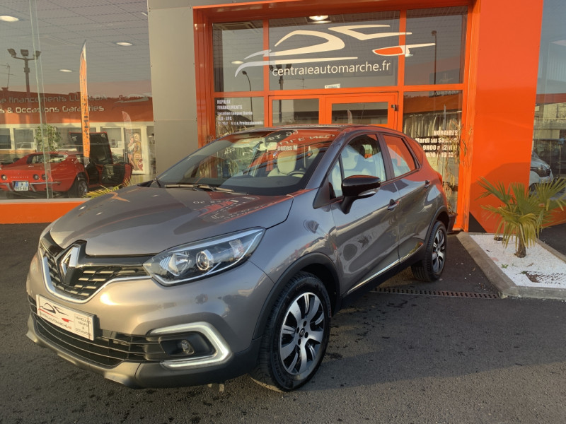 Renault CAPTUR dCi 90 E6C Business GAZOLE  Occasion à vendre