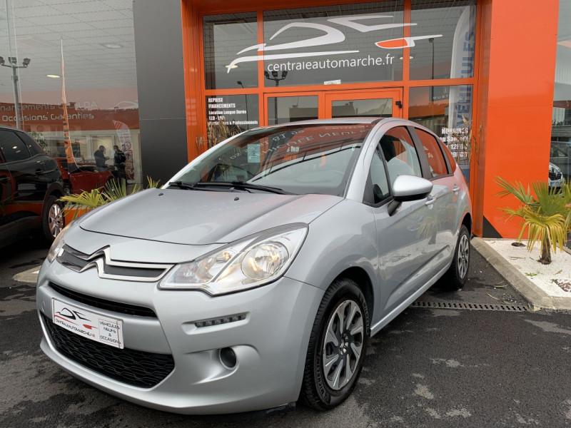 Photo 1 de l'offre de CITROEN C3 SOCIETE BLUEHDI 100 SetS CONFORT à 6990€ chez Centrale auto marché Périgueux