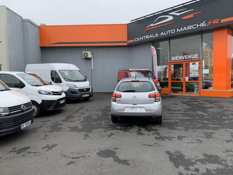 Photo 24 de l'offre de CITROEN C3 SOCIETE BLUEHDI 100 SetS CONFORT à 6990€ chez Centrale auto marché Périgueux