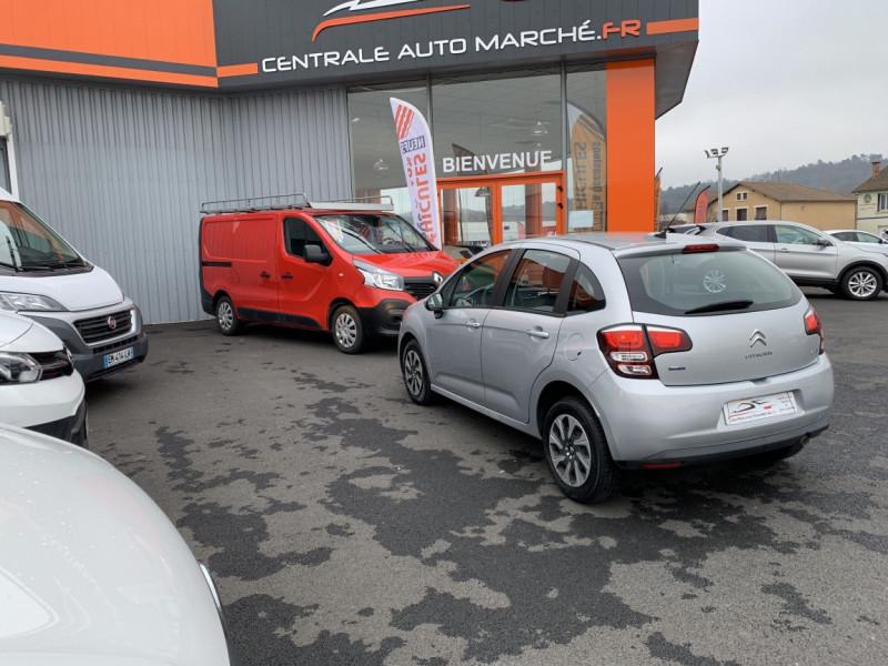 Photo 12 de l'offre de CITROEN C3 SOCIETE BLUEHDI 100 SetS CONFORT à 6990€ chez Centrale auto marché Périgueux