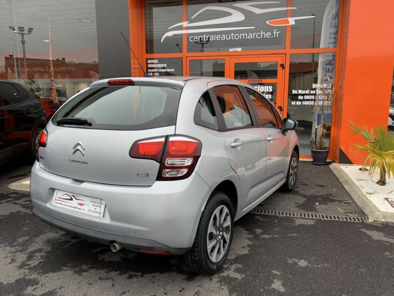 Photo 7 de l'offre de CITROEN C3 SOCIETE BLUEHDI 100 SetS CONFORT à 6990€ chez Centrale auto marché Périgueux
