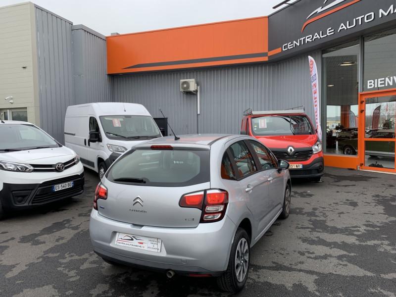 Photo 5 de l'offre de CITROEN C3 SOCIETE BLUEHDI 100 SetS CONFORT à 6990€ chez Centrale auto marché Périgueux