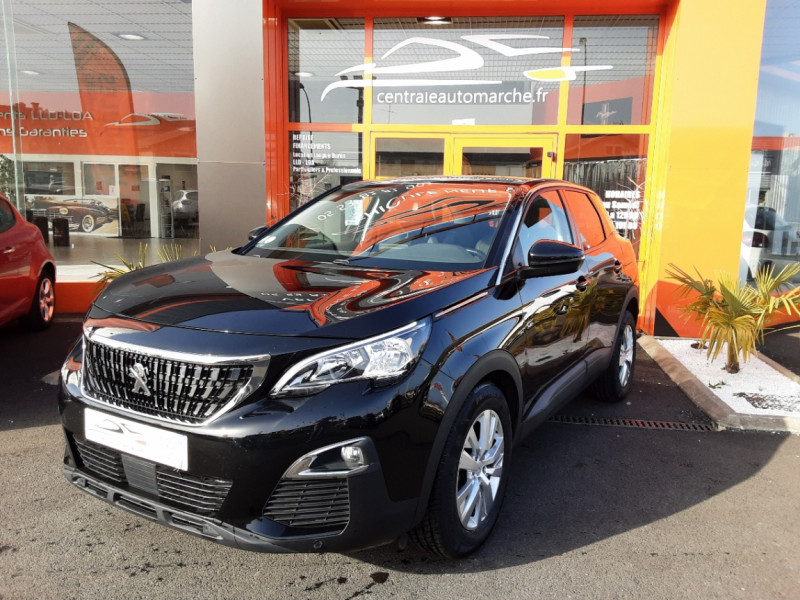 Photo 1 de l'offre de PEUGEOT 3008 BlueHDi 130ch SetS EAT8 Active Business à 19490€ chez Centrale auto marché Périgueux
