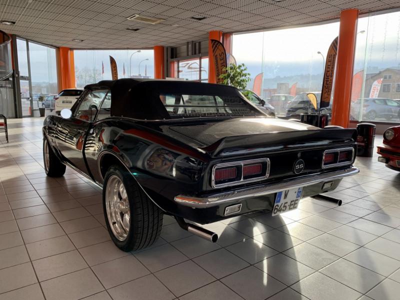 Photo 2 de l'offre de CHEVROLET CAMARO CABRIOLET RS/SS 396CI V8 BIG BLOC à 68000€ chez Centrale auto marché Périgueux