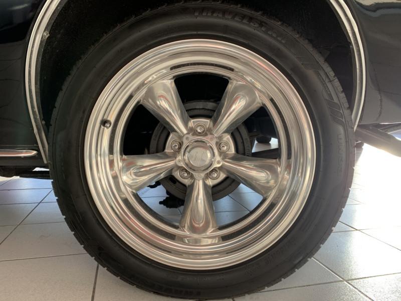 Photo 7 de l'offre de CHEVROLET CAMARO CABRIOLET RS/SS 396CI V8 BIG BLOC à 68000€ chez Centrale auto marché Périgueux