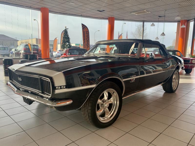 Photo 49 de l'offre de CHEVROLET CAMARO CABRIOLET RS/SS 396CI V8 BIG BLOC à 68000€ chez Centrale auto marché Périgueux