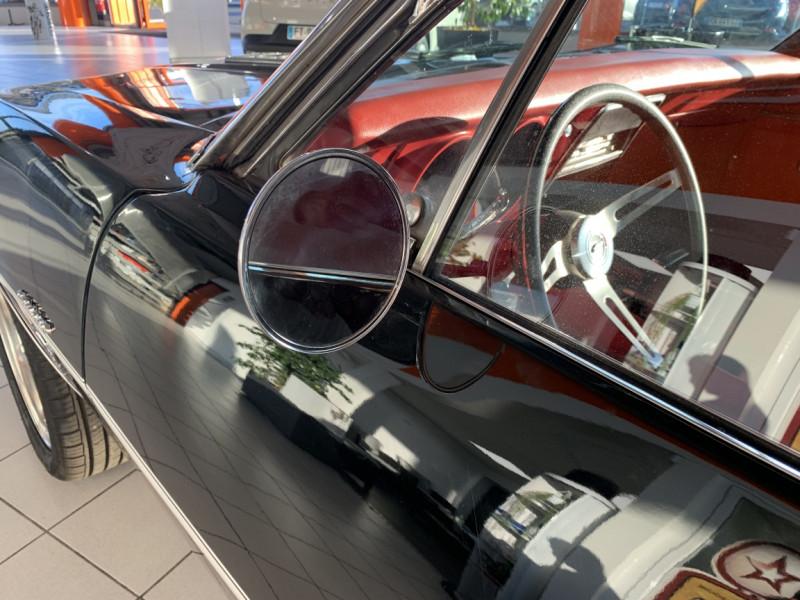Photo 24 de l'offre de CHEVROLET CAMARO CABRIOLET RS/SS 396CI V8 BIG BLOC à 68000€ chez Centrale auto marché Périgueux