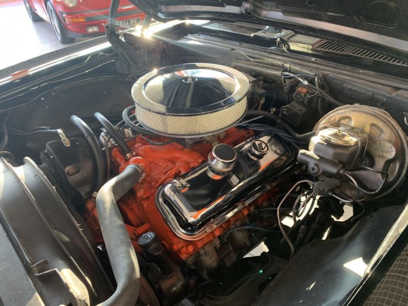 Photo 32 de l'offre de CHEVROLET CAMARO CABRIOLET RS/SS 396CI V8 BIG BLOC à 68000€ chez Centrale auto marché Périgueux