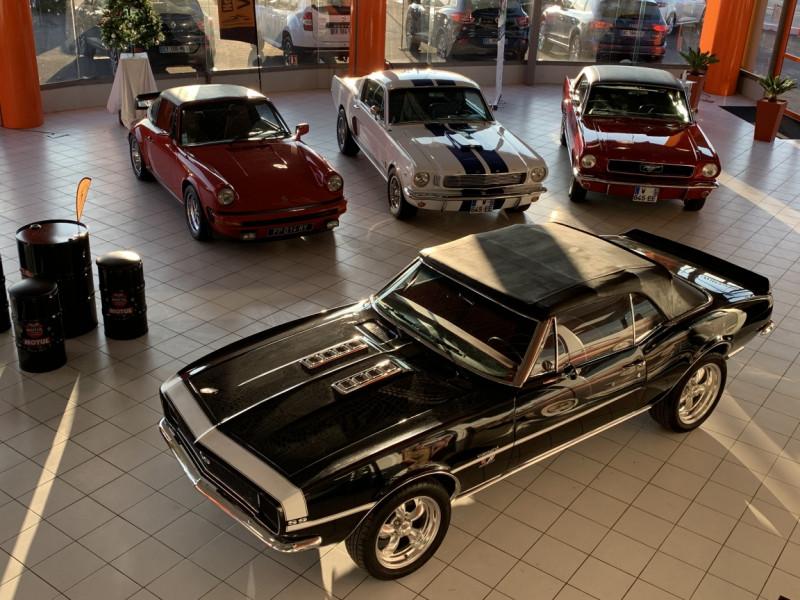 Photo 22 de l'offre de CHEVROLET CAMARO CABRIOLET RS/SS 396CI V8 BIG BLOC à 68000€ chez Centrale auto marché Périgueux