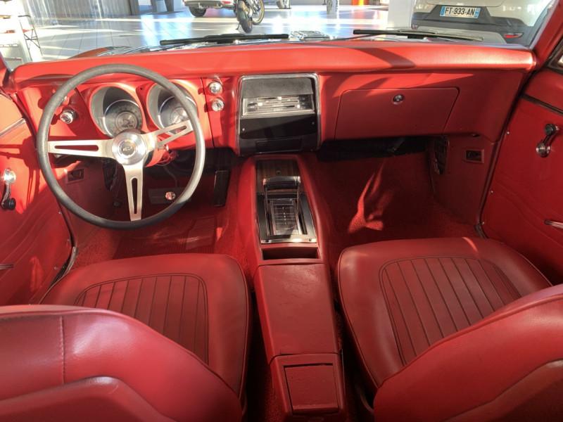 Photo 20 de l'offre de CHEVROLET CAMARO CABRIOLET RS/SS 396CI V8 BIG BLOC à 68000€ chez Centrale auto marché Périgueux