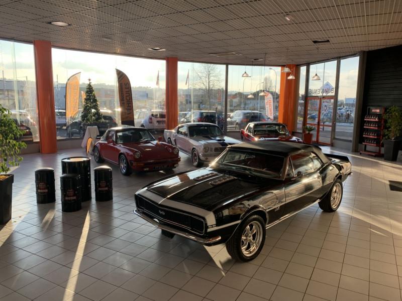 Photo 15 de l'offre de CHEVROLET CAMARO CABRIOLET RS/SS 396CI V8 BIG BLOC à 68000€ chez Centrale auto marché Périgueux