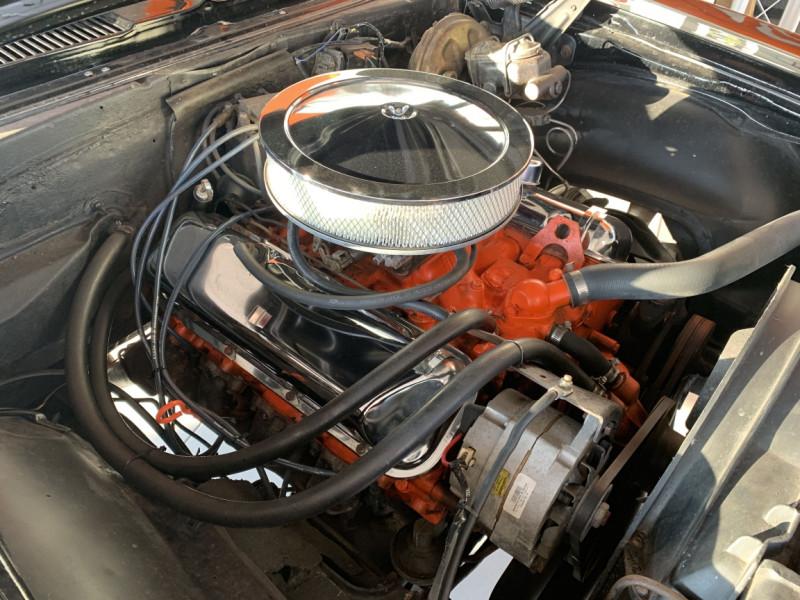 Photo 33 de l'offre de CHEVROLET CAMARO CABRIOLET RS/SS 396CI V8 BIG BLOC à 68000€ chez Centrale auto marché Périgueux
