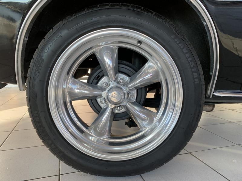Photo 5 de l'offre de CHEVROLET CAMARO CABRIOLET RS/SS 396CI V8 BIG BLOC à 68000€ chez Centrale auto marché Périgueux