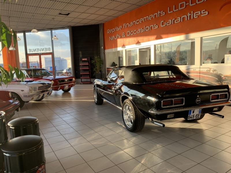 Photo 38 de l'offre de CHEVROLET CAMARO CABRIOLET RS/SS 396CI V8 BIG BLOC à 68000€ chez Centrale auto marché Périgueux