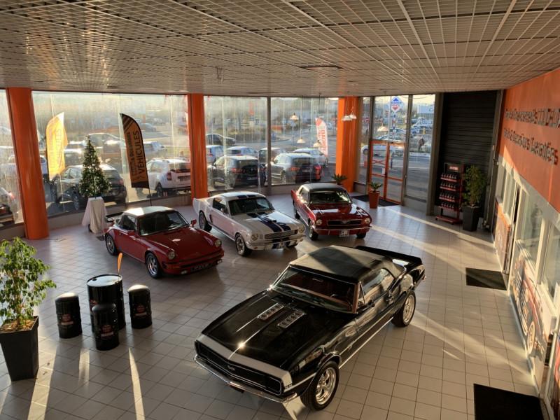 Photo 17 de l'offre de CHEVROLET CAMARO CABRIOLET RS/SS 396CI V8 BIG BLOC à 68000€ chez Centrale auto marché Périgueux