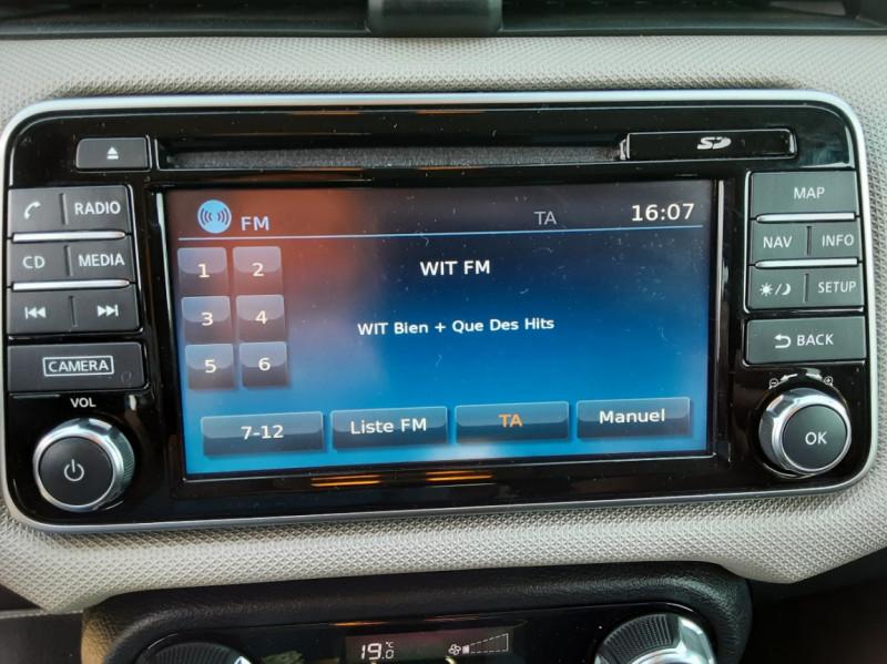 Photo 47 de l'offre de NISSAN MICRA IG-T 90 N-Connecta à 11990€ chez Centrale auto marché Périgueux