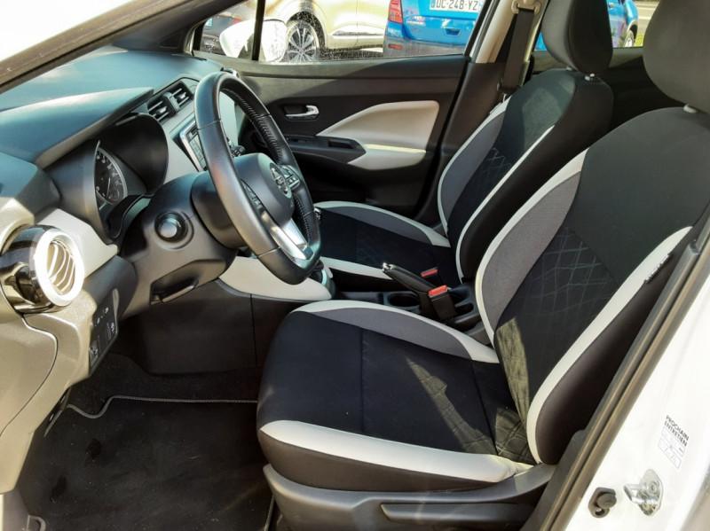 Photo 43 de l'offre de NISSAN MICRA IG-T 90 N-Connecta à 11990€ chez Centrale auto marché Périgueux