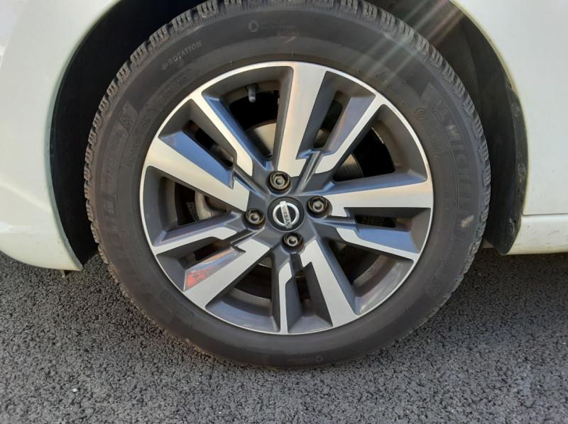 Photo 7 de l'offre de NISSAN MICRA IG-T 90 N-Connecta à 11990€ chez Centrale auto marché Périgueux