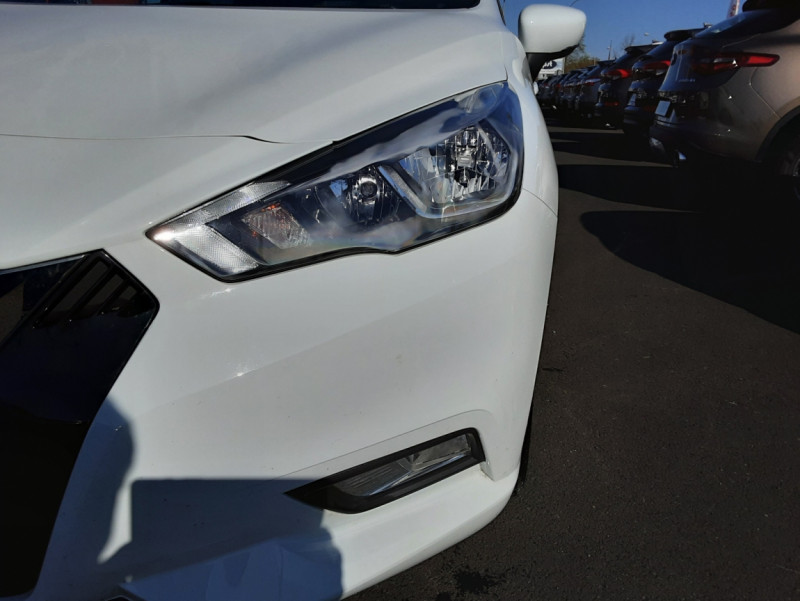 Photo 16 de l'offre de NISSAN MICRA IG-T 90 N-Connecta à 11990€ chez Centrale auto marché Périgueux