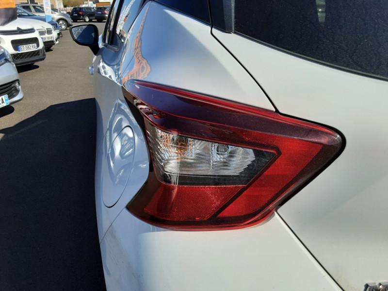 Photo 6 de l'offre de NISSAN MICRA IG-T 90 N-Connecta à 11990€ chez Centrale auto marché Périgueux