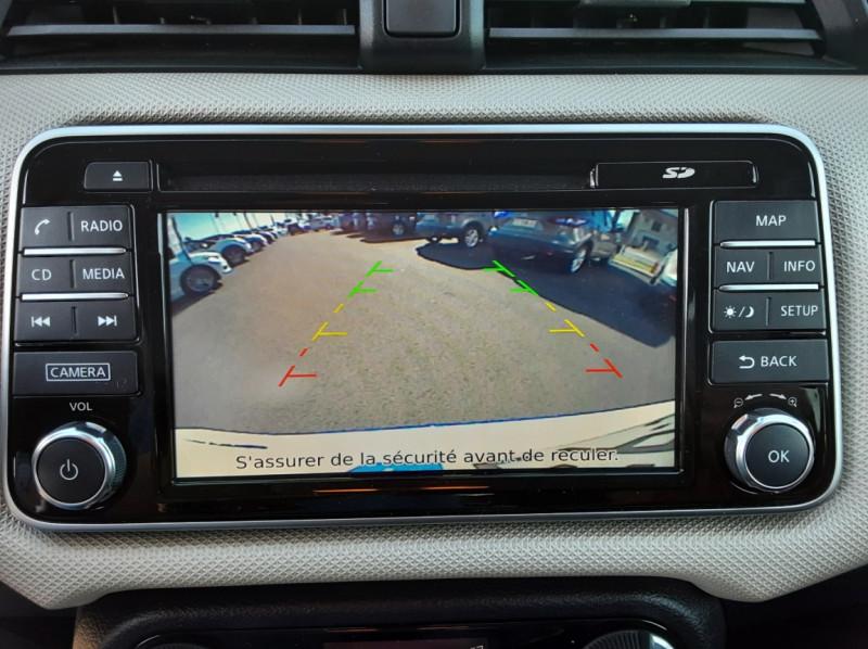 Photo 49 de l'offre de NISSAN MICRA IG-T 90 N-Connecta à 11990€ chez Centrale auto marché Périgueux