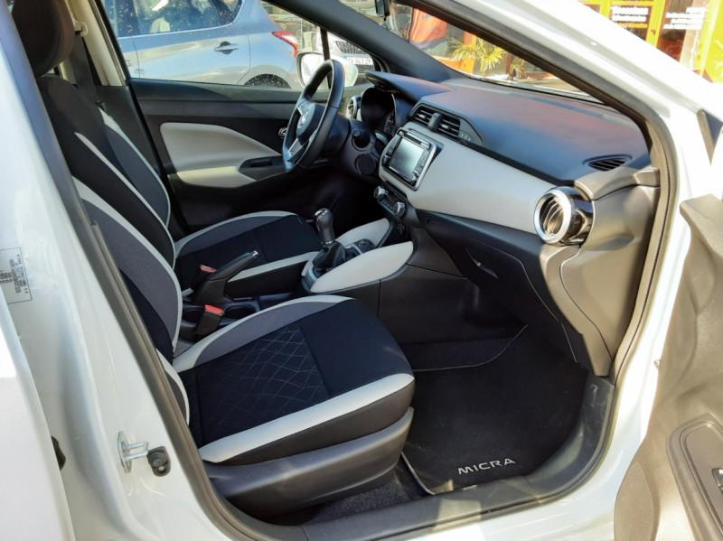 Photo 20 de l'offre de NISSAN MICRA IG-T 90 N-Connecta à 11990€ chez Centrale auto marché Périgueux