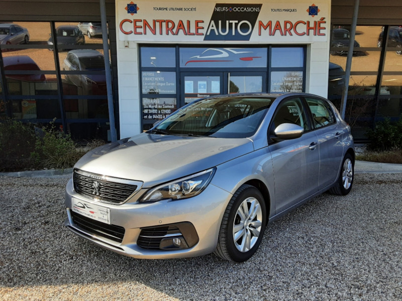 Peugeot 308 BlueHDi 100ch SetS BVM6 Active Business Diesel  Occasion à vendre