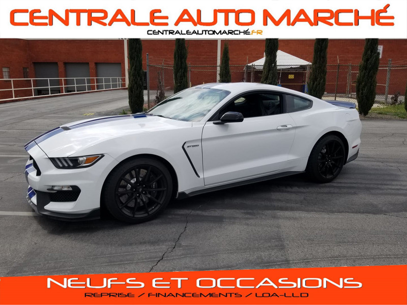 Ford MUSTANG SHELBY GT350 V8 5.2L Essence sans plomb  Occasion à vendre
