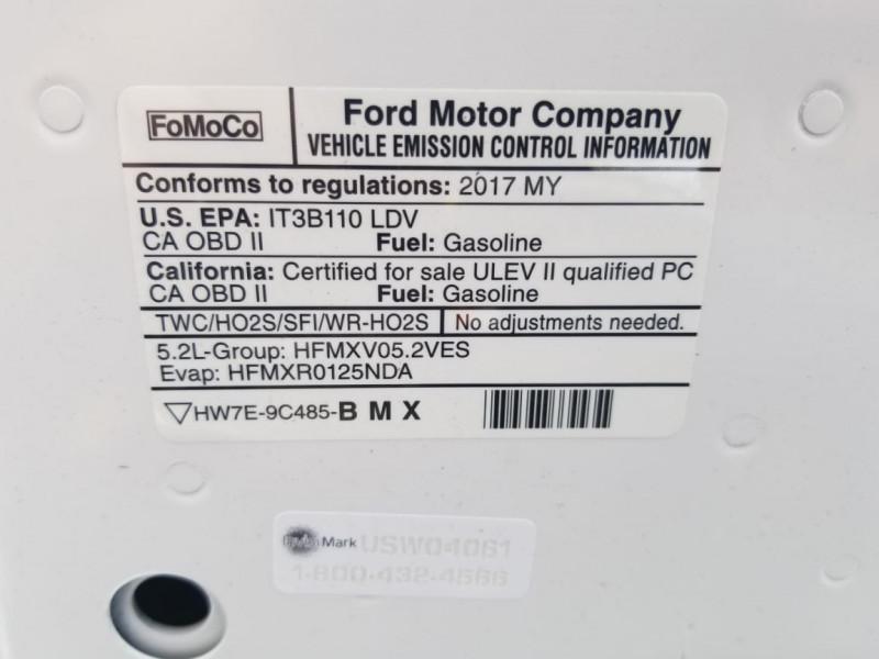 Photo 34 de l'offre de FORD MUSTANG SHELBY GT350 V8 5.2L à 78800€ chez Centrale auto marché Périgueux