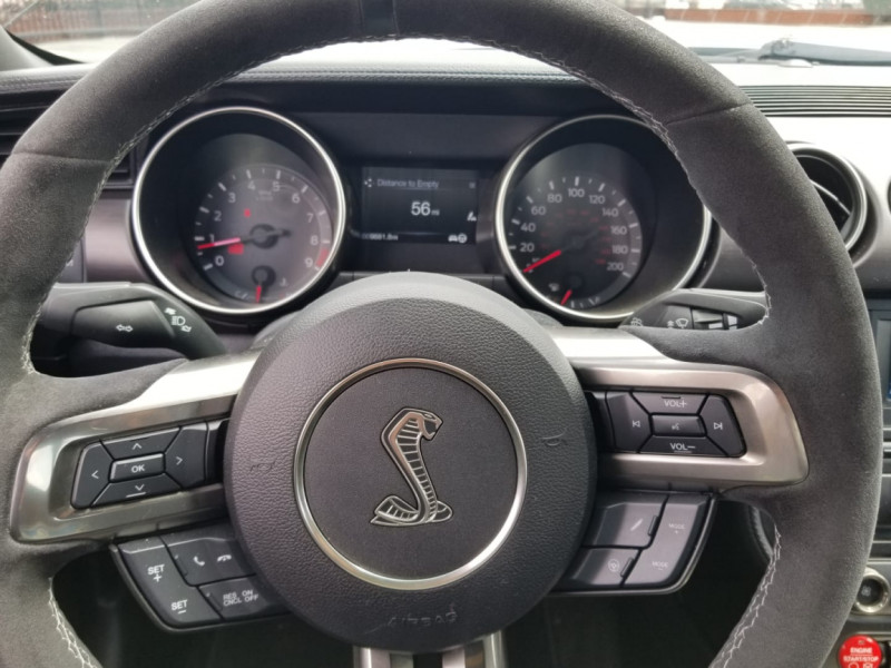 Photo 38 de l'offre de FORD MUSTANG SHELBY GT350 V8 5.2L à 78800€ chez Centrale auto marché Périgueux