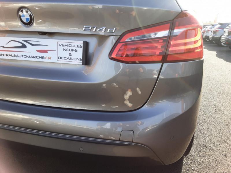 Photo 8 de l'offre de BMW SERIE 2 ACTIVE TOURER 214d 95 ch Luxury à 18490€ chez Centrale auto marché Périgueux