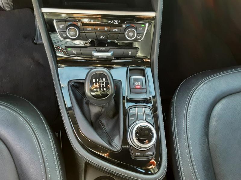 Photo 37 de l'offre de BMW SERIE 2 ACTIVE TOURER 214d 95 ch Luxury à 18490€ chez Centrale auto marché Périgueux