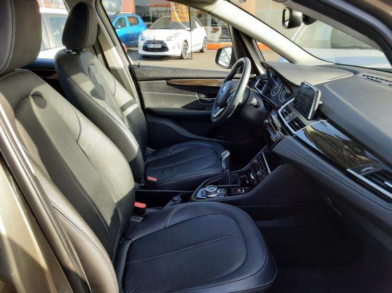Photo 12 de l'offre de BMW SERIE 2 ACTIVE TOURER 214d 95 ch Luxury à 18490€ chez Centrale auto marché Périgueux
