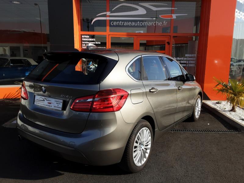 Photo 2 de l'offre de BMW SERIE 2 ACTIVE TOURER 214d 95 ch Luxury à 18490€ chez Centrale auto marché Périgueux
