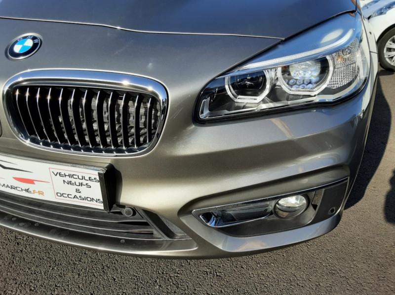 Photo 24 de l'offre de BMW SERIE 2 ACTIVE TOURER 214d 95 ch Luxury à 18490€ chez Centrale auto marché Périgueux