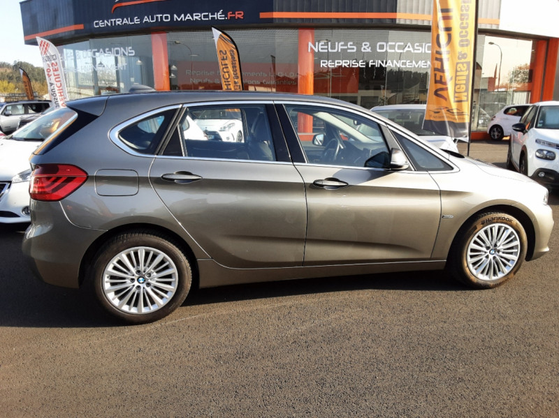 Photo 10 de l'offre de BMW SERIE 2 ACTIVE TOURER 214d 95 ch Luxury à 18490€ chez Centrale auto marché Périgueux