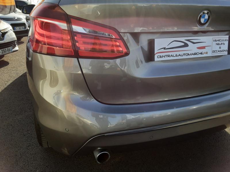 Photo 9 de l'offre de BMW SERIE 2 ACTIVE TOURER 214d 95 ch Luxury à 18490€ chez Centrale auto marché Périgueux