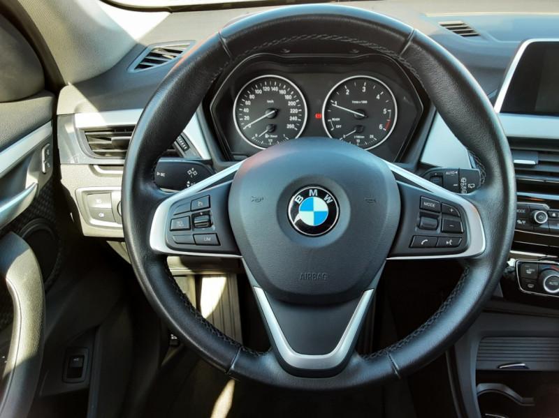 Photo 24 de l'offre de BMW X1 sDrive 18d 150 ch Design à 20800€ chez Centrale auto marché Périgueux