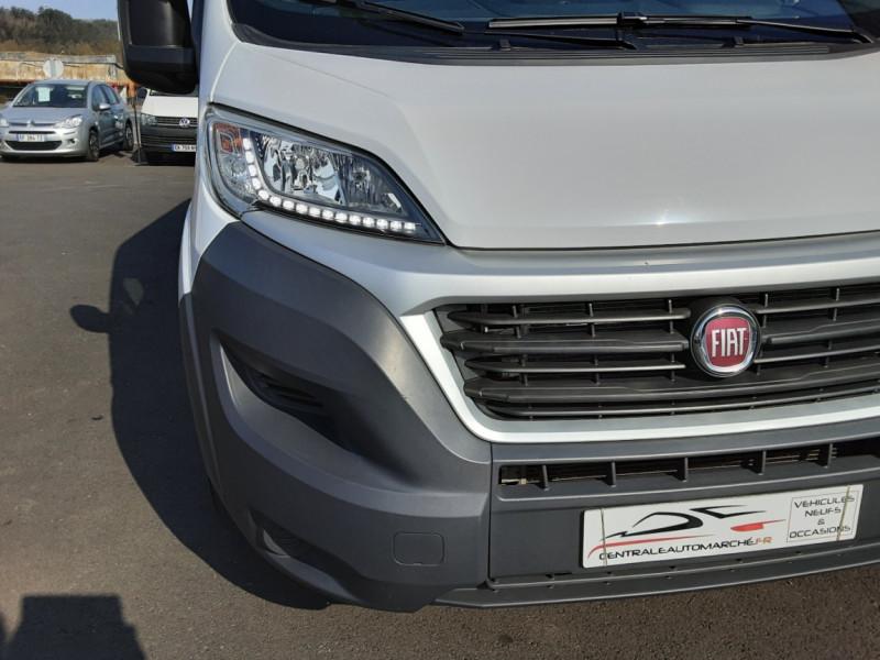 Photo 34 de l'offre de FIAT DUCATO L2H2 2.0 MJT 115 E6 PACK PRO NAV à 17490€ chez Centrale auto marché Périgueux