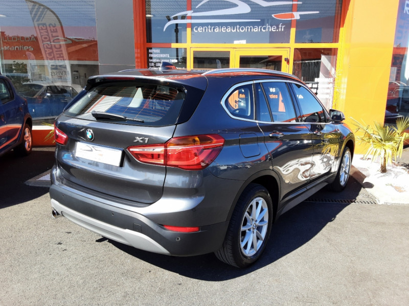 Photo 2 de l'offre de BMW X1 sDrive 18d 150 ch Design à 20800€ chez Centrale auto marché Périgueux