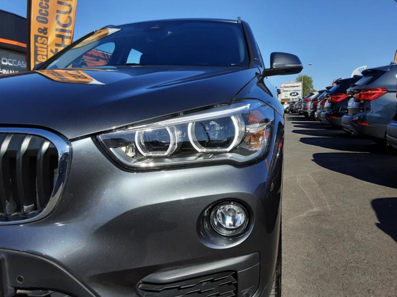 Photo 44 de l'offre de BMW X1 sDrive 18d 150 ch Design à 20800€ chez Centrale auto marché Périgueux