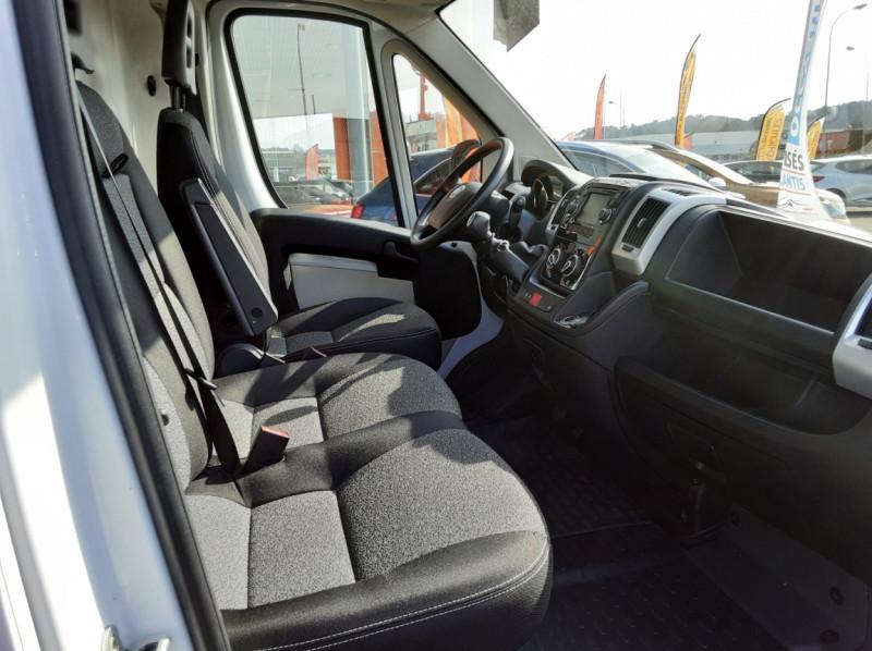 Photo 10 de l'offre de FIAT DUCATO L2H2 2.0 MJT 115 E6 PACK PRO NAV à 17490€ chez Centrale auto marché Périgueux