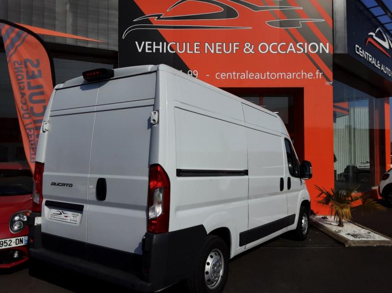 Photo 2 de l'offre de FIAT DUCATO L2H2 2.0 MJT 115 E6 PACK PRO NAV à 17490€ chez Centrale auto marché Périgueux