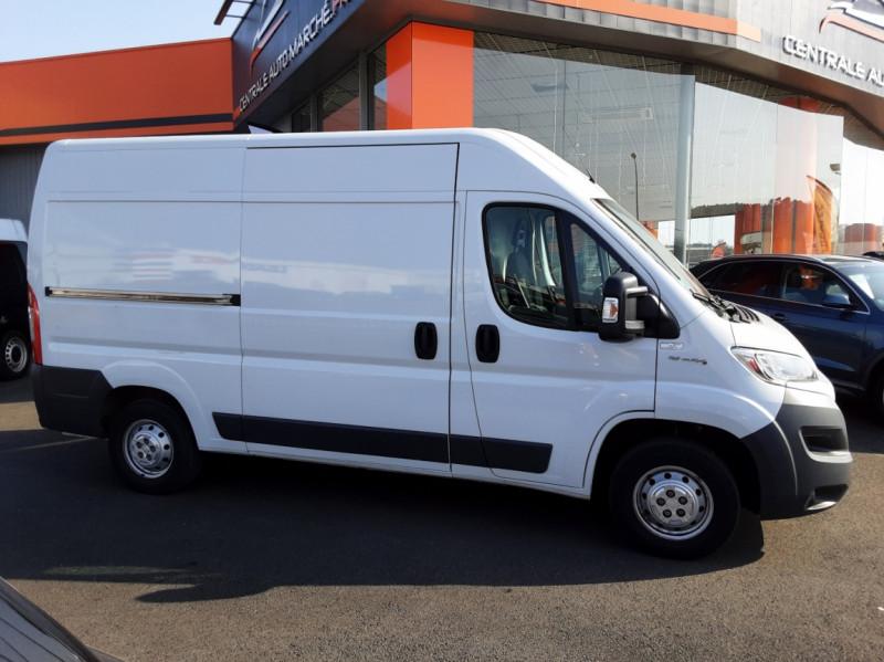 Photo 12 de l'offre de FIAT DUCATO L2H2 2.0 MJT 115 E6 PACK PRO NAV à 17490€ chez Centrale auto marché Périgueux