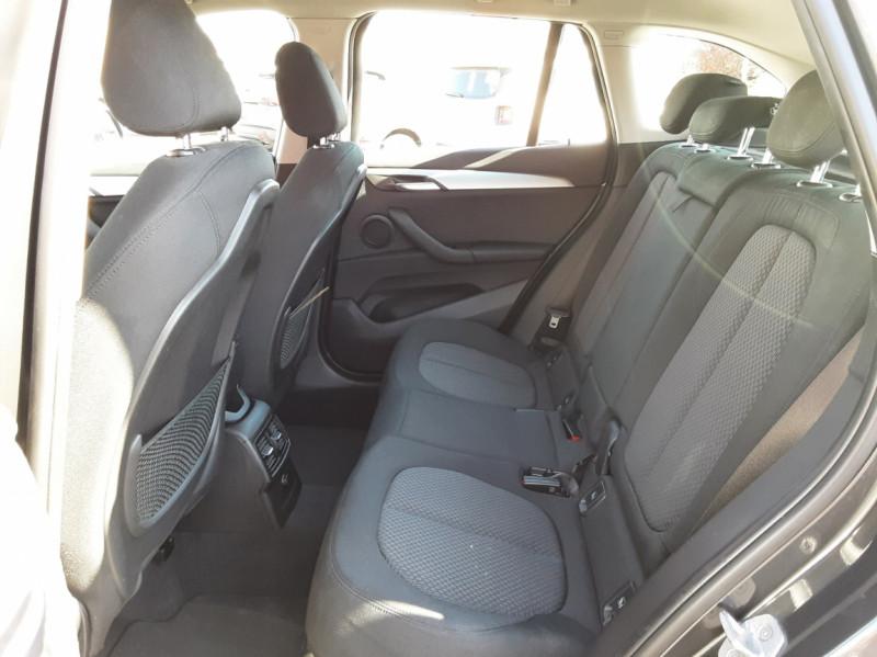 Photo 19 de l'offre de BMW X1 sDrive 18d 150 ch Design à 20800€ chez Centrale auto marché Périgueux