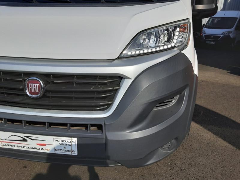 Photo 7 de l'offre de FIAT DUCATO L2H2 2.0 MJT 115 E6 PACK PRO NAV à 17490€ chez Centrale auto marché Périgueux