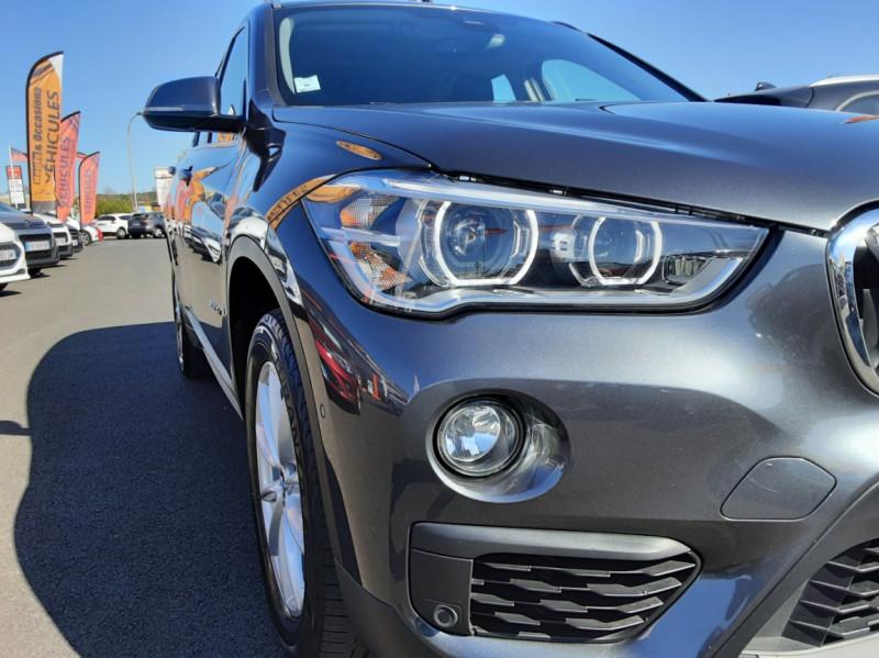 Photo 46 de l'offre de BMW X1 sDrive 18d 150 ch Design à 20800€ chez Centrale auto marché Périgueux