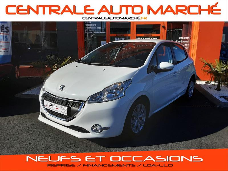 Peugeot 208 AFFAIRE 1.6 E-HDi 92 FAP BVM5 PACK CLIM CONFORT Diesel  Occasion à vendre
